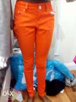 Orange masoi trouser