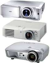 Projectors.Epson,Optoma,LG,Sanyo,etc.From R999.