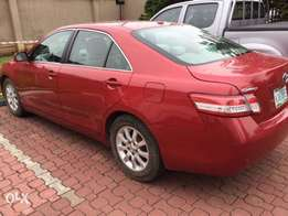 superclean few months used 2010 Toyota Camry