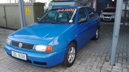 VW Polo 1.6 classic R 44500