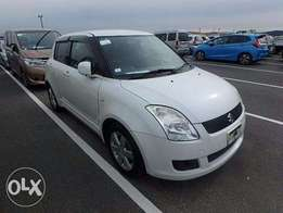 Suzuki swift kcp