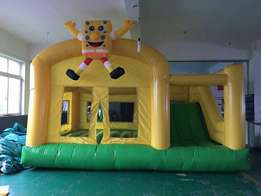 Hire a castle slide
