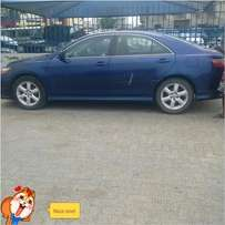 First Body Toyota Camry 2008 Sports (muscle)