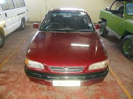 1998 toyota corolla rsi 20v in good condition for sale urgenly