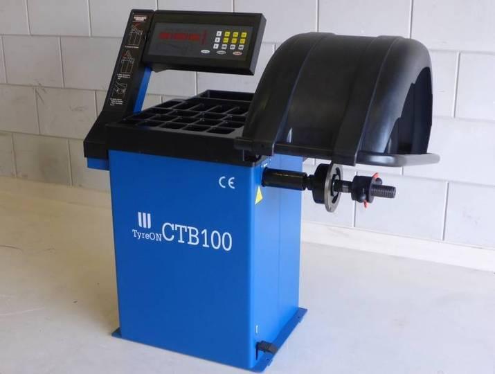 TyreOn Ctb100 10 - 24 Inch Wheel Balancer - 2019