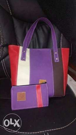 Offer!offer!on ladies handbags 2 in 1 ... Delivery available Nairobi CBD - image 1