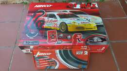 Ninco GT MAX scalectrix set with Extension kit 2