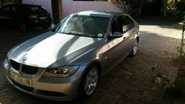 2006 BMW 320d e90 Exclusive Pack