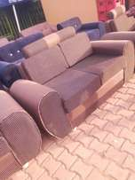 Double two seats and single sofa