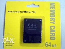 PS2 Memory Cards