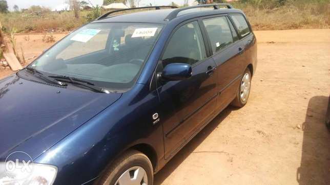 Tokunbo toyota corolla for sell Osogbo - image 3
