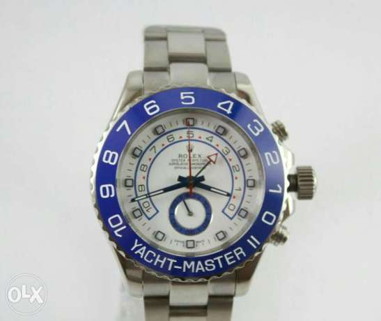 Yacht ...Master 2 Steel First Copy Plus Gift Box