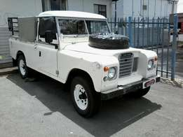1975 Landrover series 3