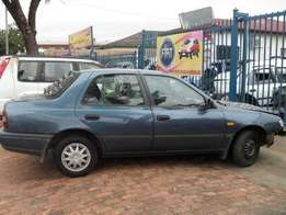Nissan Sentra- Now Stripping for spares