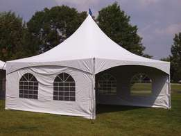 TENT for Hire (50 seater) at 2,000/= and (100 seater) at 3,000/=