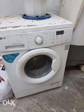Washing machine buying repair