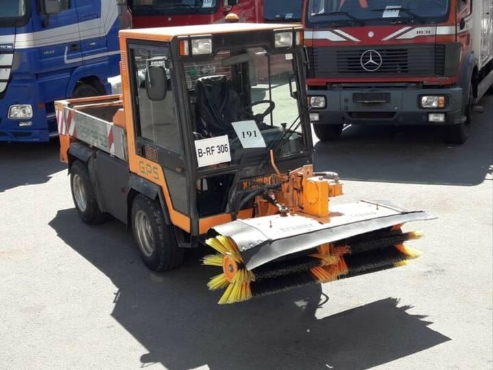 Multicar Kramer -Tremo 501-85 / Winterdienst - 1997
