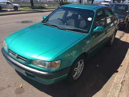 Toyota Corolla rsi for sale
