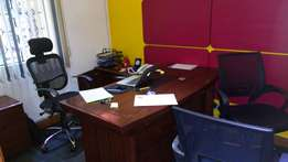 KYUNA executive office to let