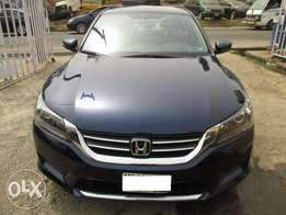 Extremely Clean Honda Accord 015, 2 Months Registered