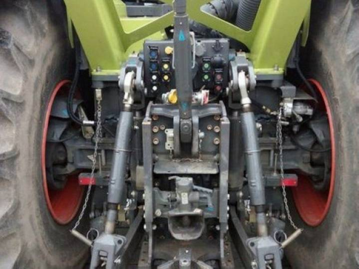 Claas xerion 3800 trac vc - 2012 - image 10