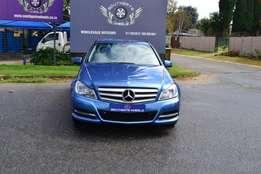 2010 Mercedes Benz C 180 CGI BE Classic in very good condition