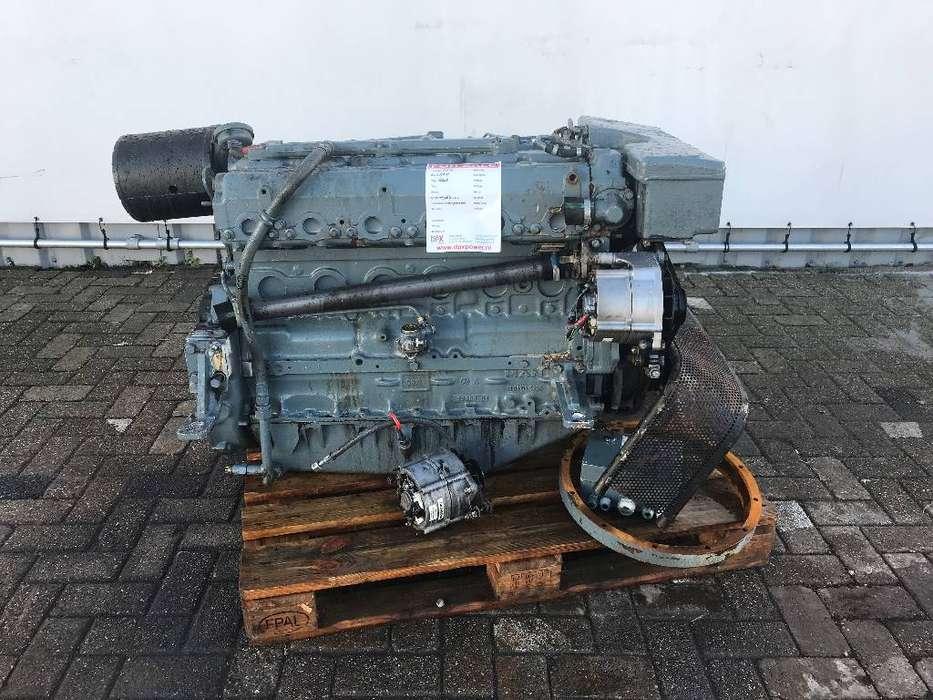 MAN 6 660E Marine Diesel Engine - DPX-11737 - 1999 - image 2