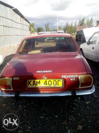 Clean Peugeot 504 accident free Kasarani - image 7