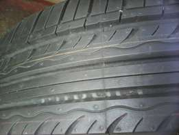 New tyre with rims 18 inch 2tyres and rims