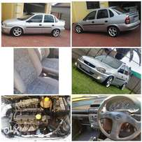Opel Corsa Classic 130iE, in very good running condition.