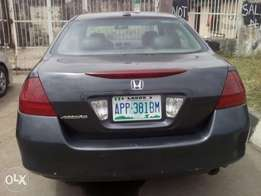 2007 Honda Accord Discussion Continues at give away price