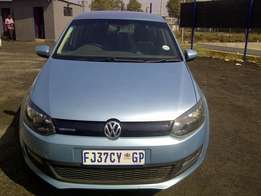 1.4 Volkswagen polo blue motion