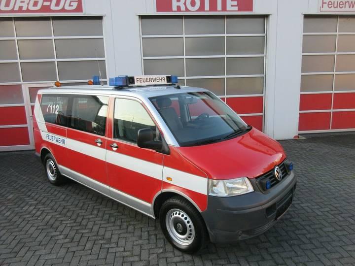 Volkswagen Feuerwehr T5 Diesel - 2004