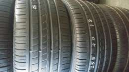 255/40/18 255/40 R 18 inch pirelli tyres for sale in Johannesburg