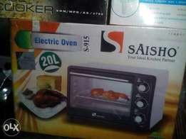2 in 1 Electric Oven