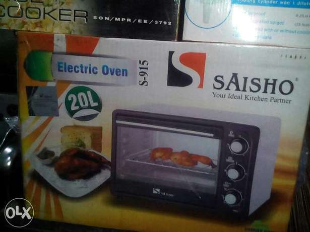 2 in 1 Electric Oven Agege - image 1