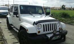 Clean 2013 Jeep Wrangler for Sale
