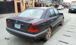 First body!!! Mercedes Benz c200