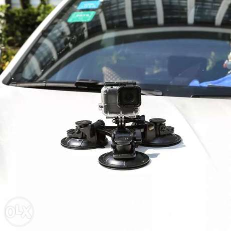 Car Window Suction Cup for GoPro Hero And Action Cameras