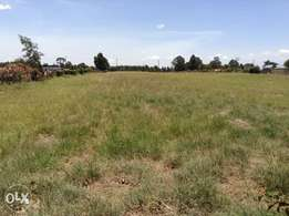 Commercial 2.3acre prime plot in Eldoret town
