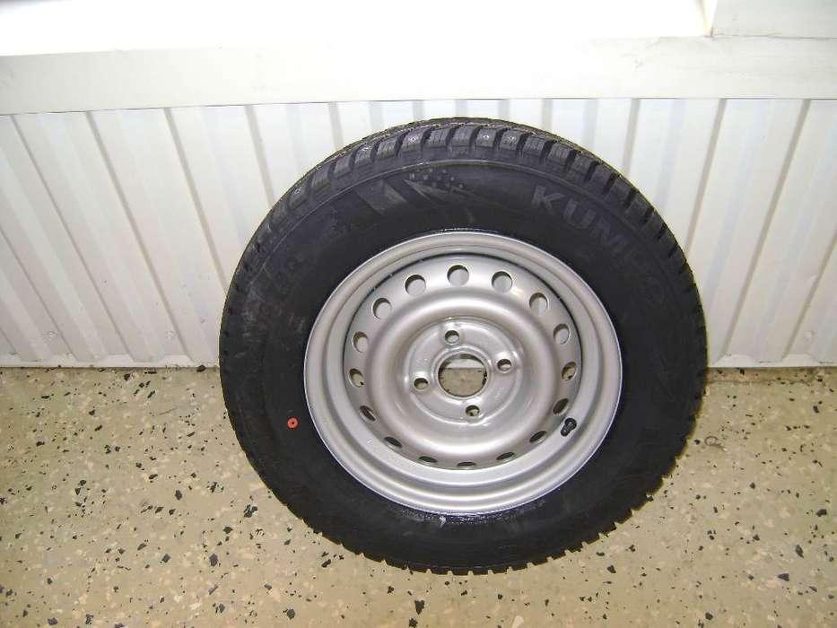 vinterhjul med fälg