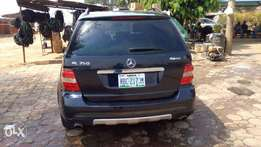 Few Month registered 2006 ML 350