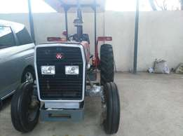 Brand New MF 240 ,50 Horse Power,2 Disc ,Drawbar,Tool box and Weights