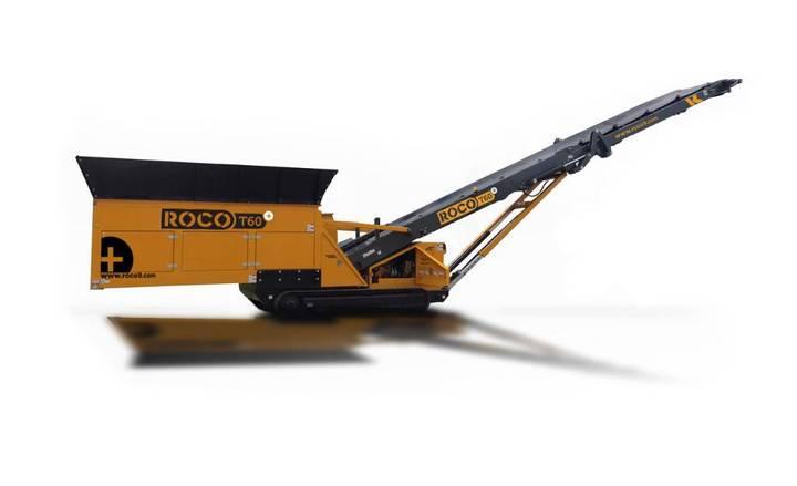 Roco T60+ Feeder Stacker - 2019
