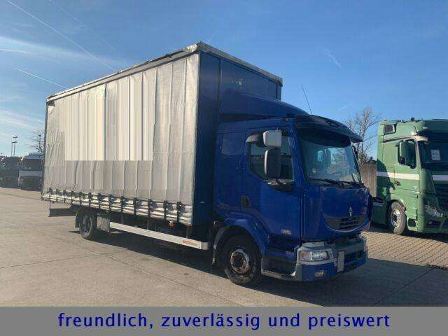 Renault *midlum12. 220 Dci*pr.pl*edscha Dach*rollenbett* - 2005