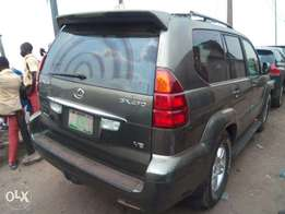 super clean 2007 gx470 lexus 2007 model first body