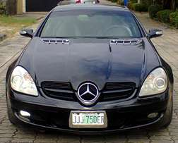 Cute Benz 2005 model for sale