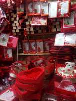 Valentine's gifts,cards and flowers