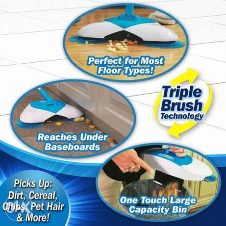 As Seen On TV Spin Broom