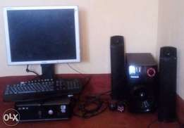 Full Desktop computer for sale